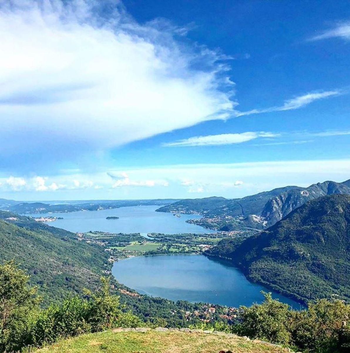 event-L'Alpe Vercio, Un Balcone su Tre Laghi