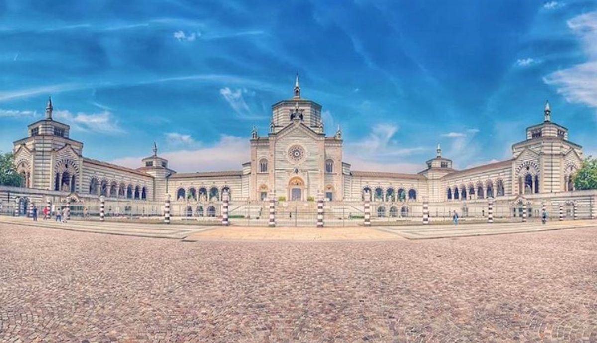 event-Tour Guidato al Cimitero Monumentale di Milano: Un Museo a Cielo Aperto - 2° turno