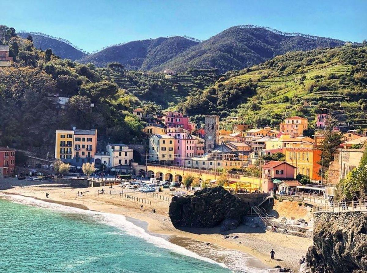 event-Da Levanto a Monterosso: il Cammino di Montale