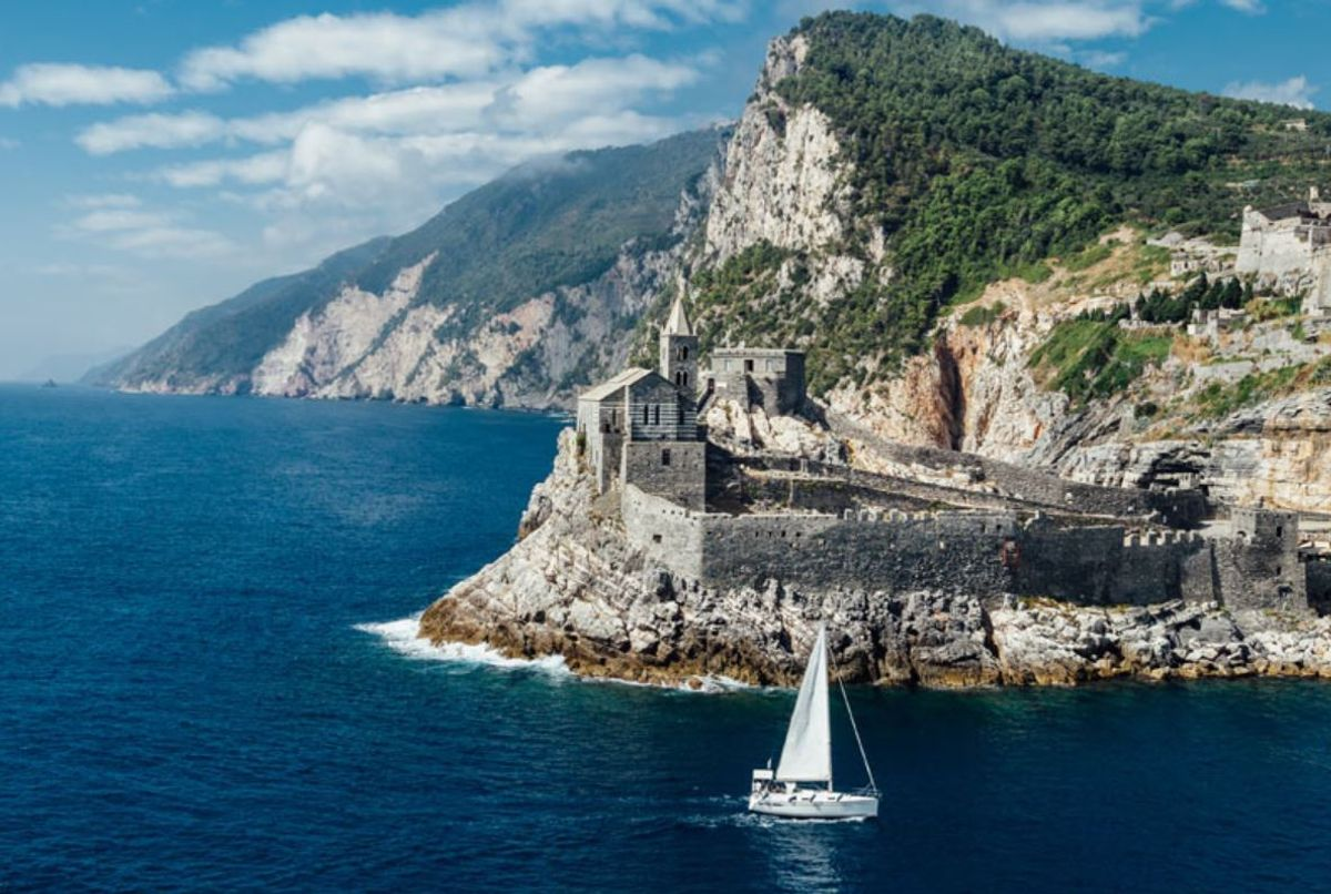 event-Il Golfo dei Poeti, Portovenere e l'Isola Palmaria, la più grande Isola Ligure