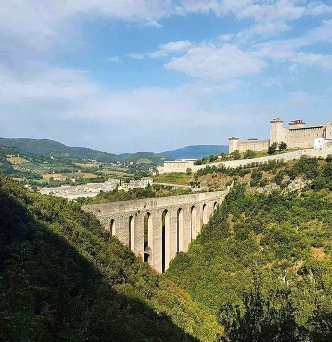 event-L'Antica Ferrovia Spoleto-Norcia: Il Gottardo Umbro