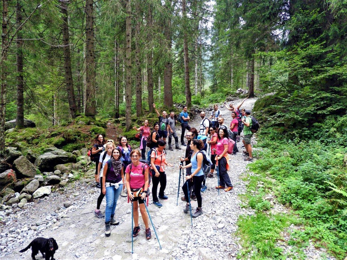 event-Trekking all'Alpe Corte Bassa con Vista Panoramica
