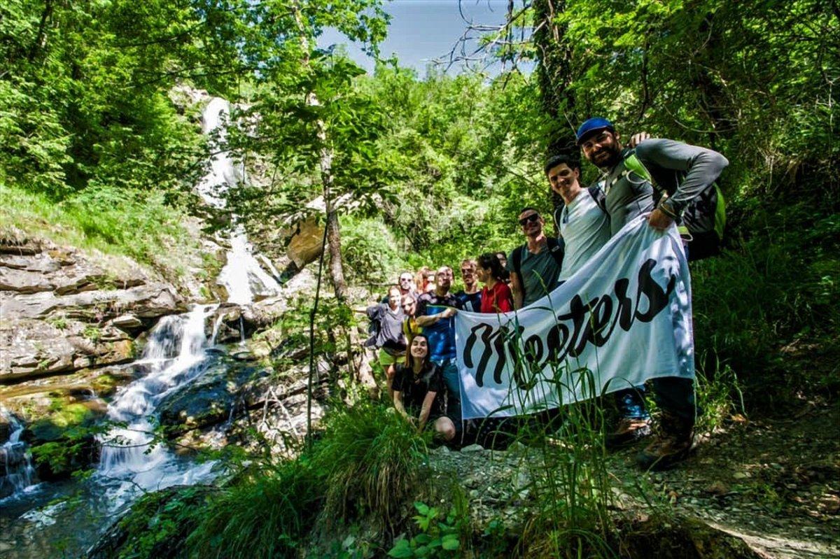 event-Trekking tra le Cascate della Rovinaccia e il Borgo Fantasma di Berceto