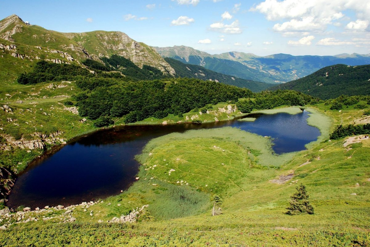 event-Itinerario tra Natura e Gesta Leggendarie: Dal Lago Nero al Passo di Annibale