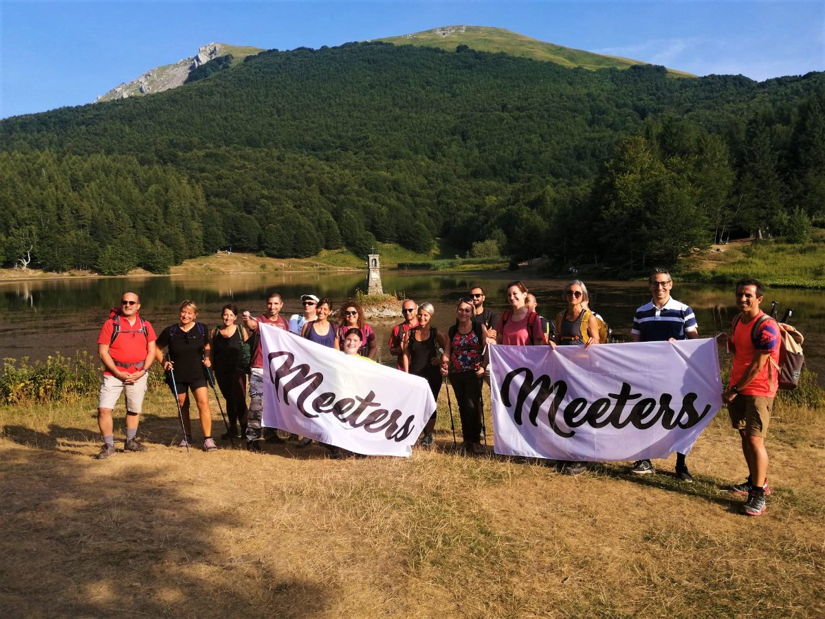 event-Trekking con Vista dal Lago Calamone al Monte Ventasso