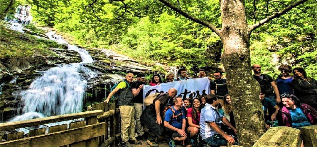 event-Le Cascate del Doccione: Trekking Sensoriale ai Piedi del Crinale