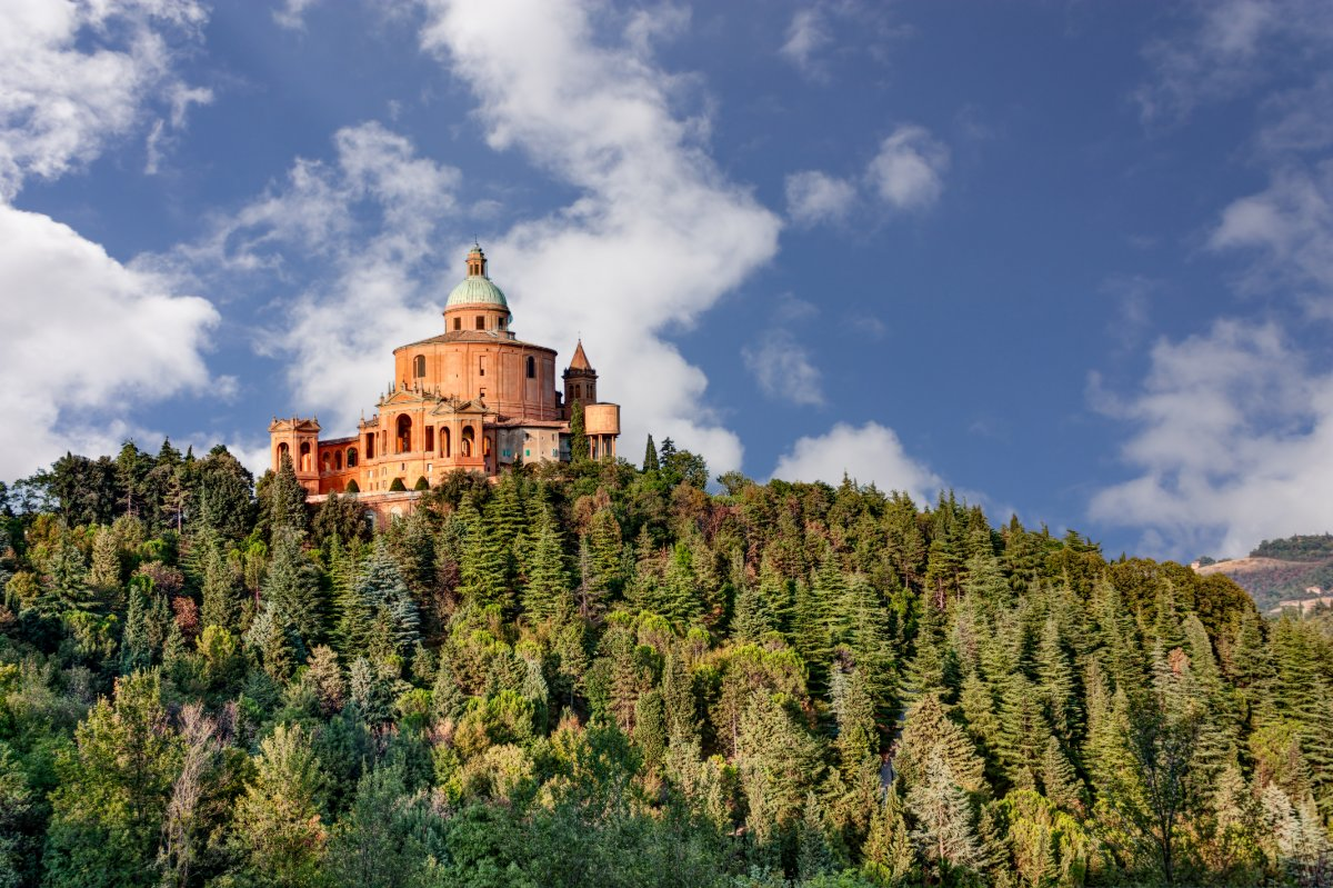 event-Un Percorso verso il Cielo: Il Santuario di San Luca