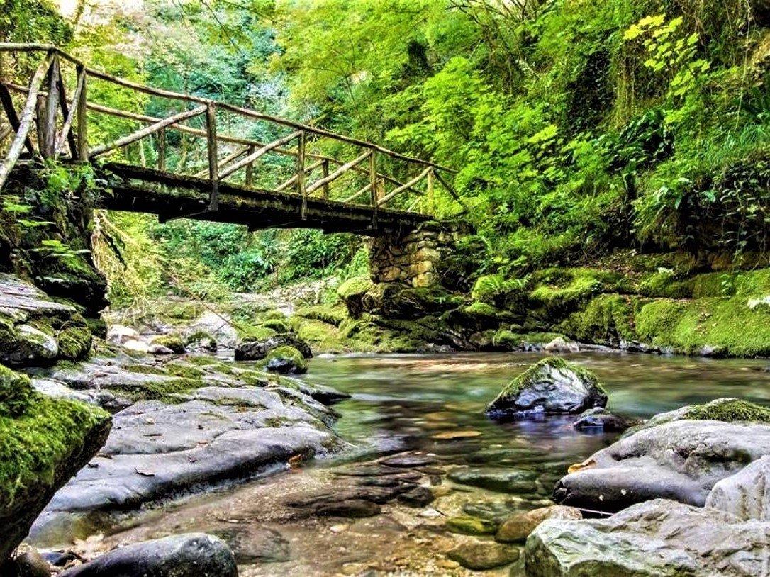 event-Un Canyon nella Valle dell'Orfento: Il Sentiero delle Scalelle