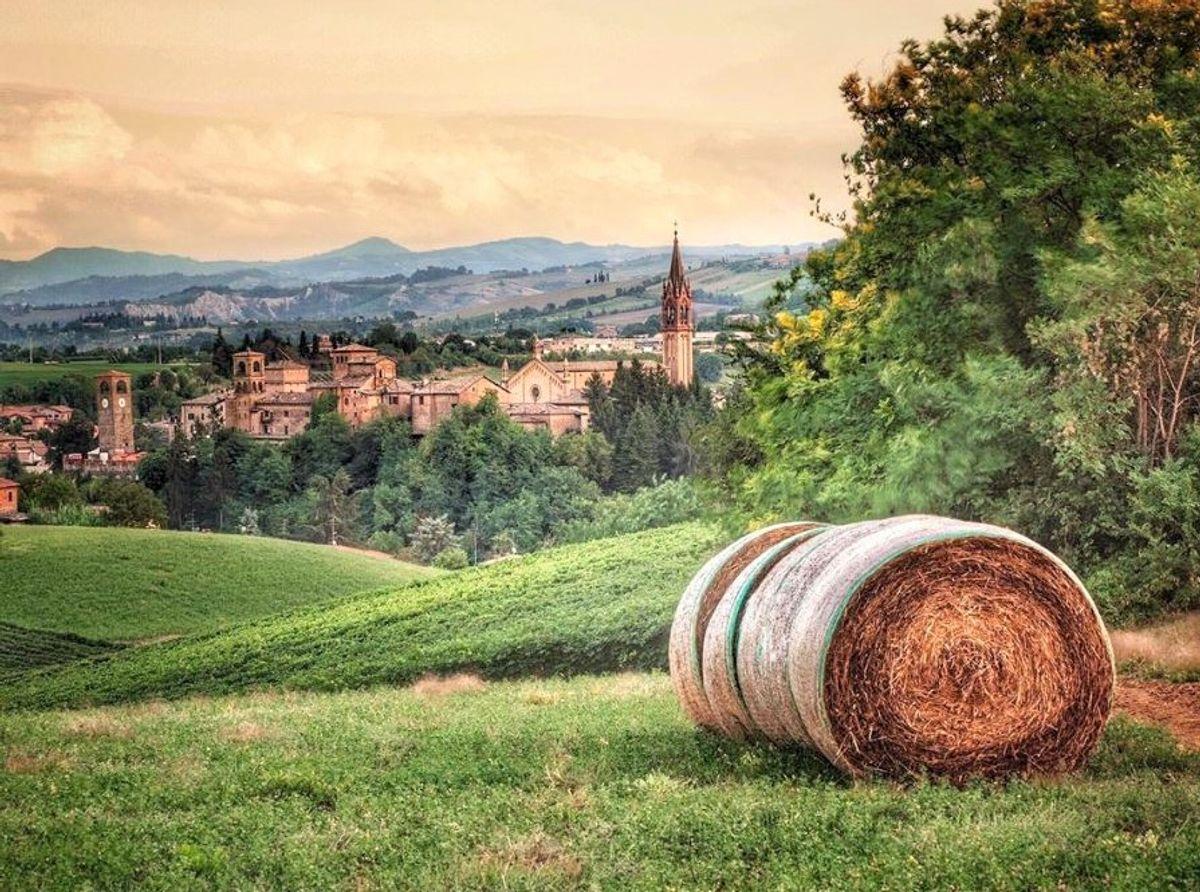 event-Castelvetro Serale, il Borgo Etrusco tra le Colline del Grasparossa