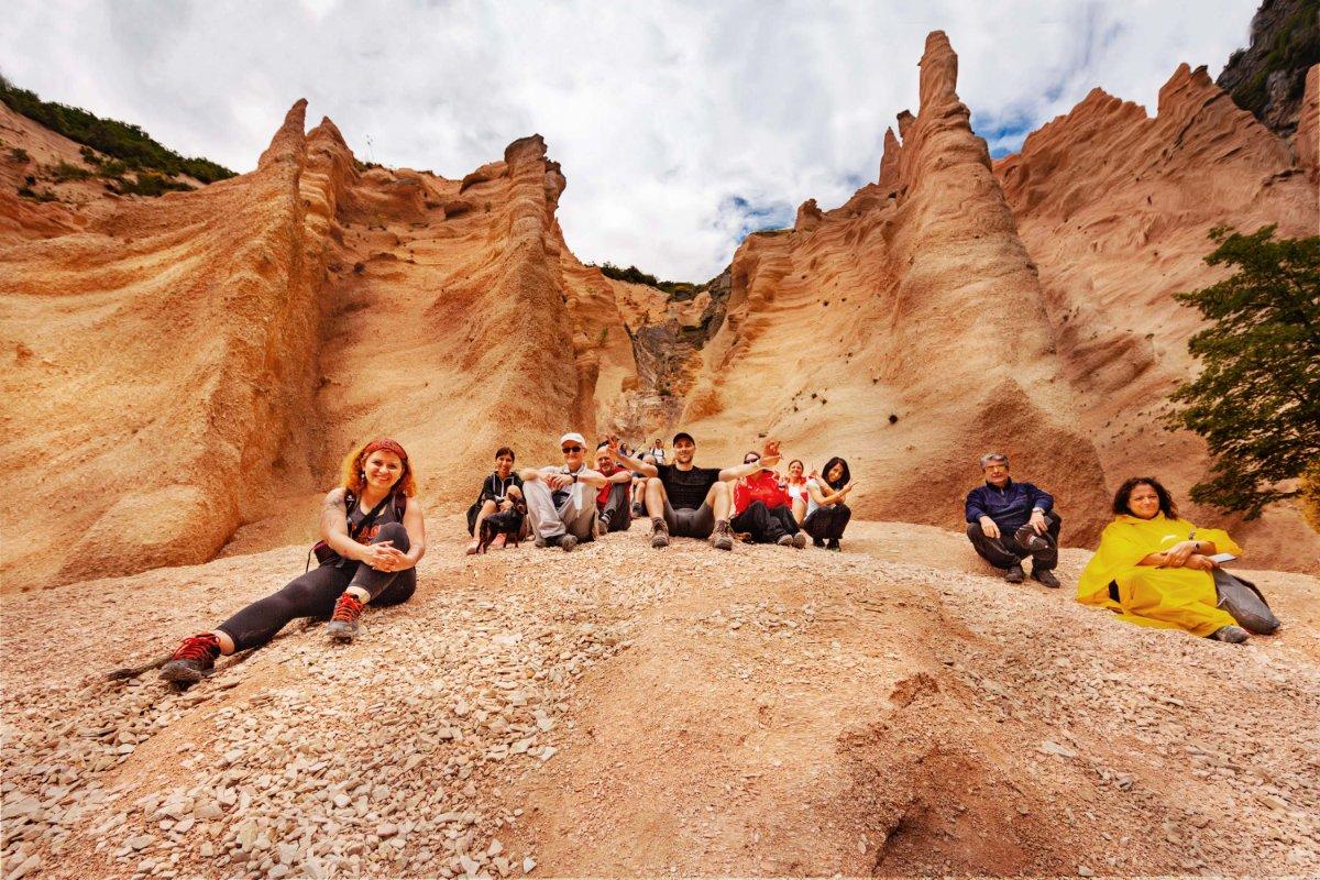 event-Escursione tra le Lame Rosse: il Canyon delle Marche