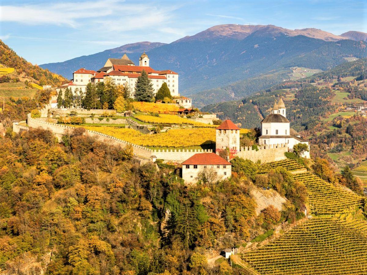 event-Un Assaggio di Natale a Chiusa: il Monastero di Sabiona