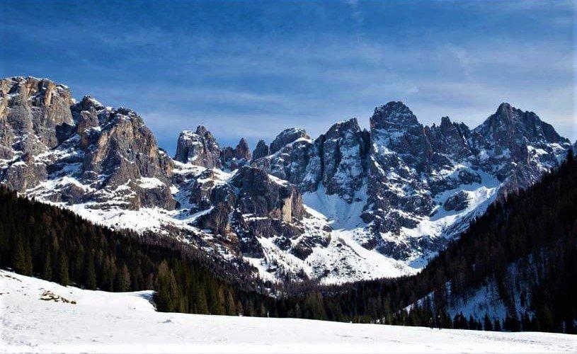 event-Ciaspolata in Val Venegia, Pale di San Martino e Panorami Unici