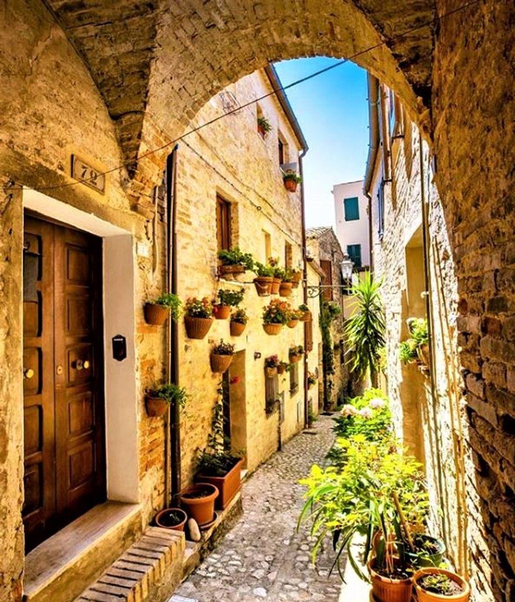 event-Torre di Palme: un magico Borgo affacciato sull'Adriatico (EVENTO GRATUITO CON CAUZIONE)