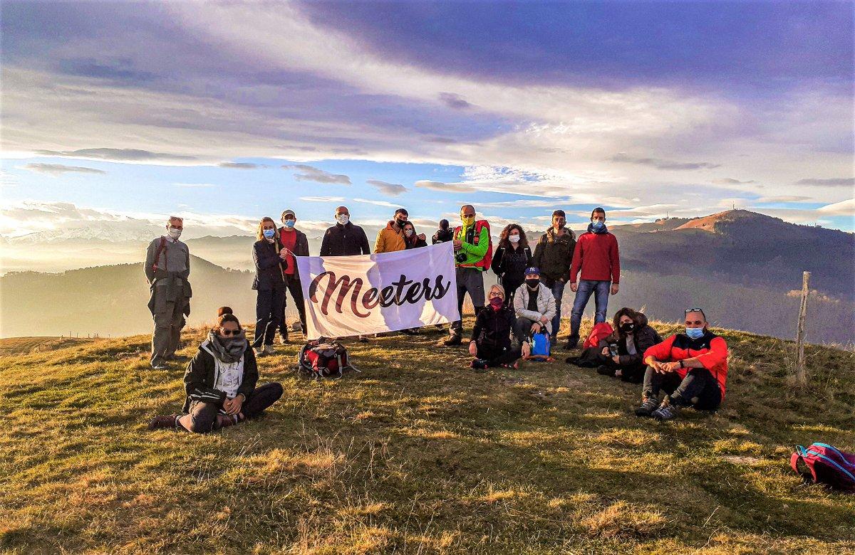 event-Escursione al Tramonto sul Monte Falò