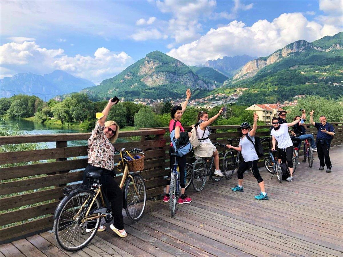 event-Dolce Biciclettata Lungo i Laghi di Garlate e Olginate