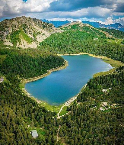 event-Orienteering al Lago Palù: Esperienza in Simbiosi con la Natura