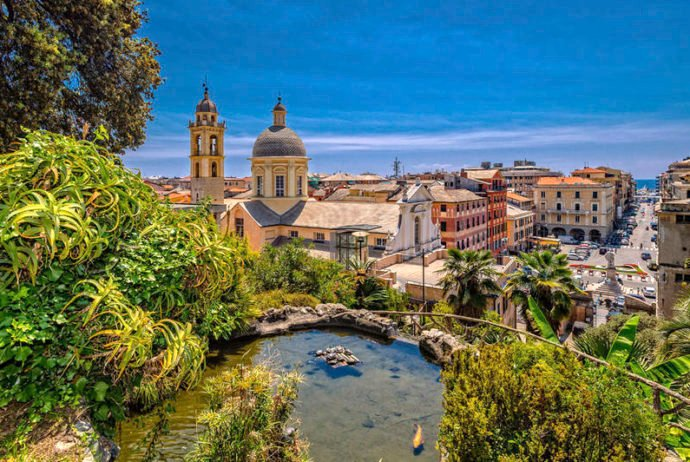 event-#HOMEXPERIENCE: Racconti dalla Liguria, I segreti dell'argine napoleonico e del ponte di Dante