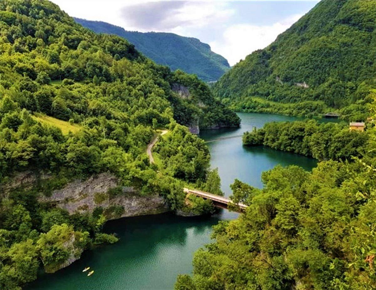 event-Escursione al Lago del Corlo, il Fiordo Norvegese del Veneto - MATTINA