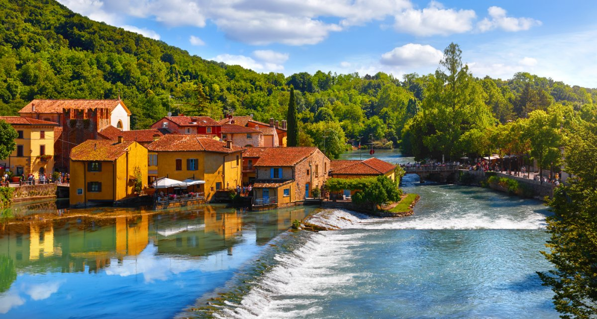 event-Borghetto sul Mincio, l'incantevole Villaggio Medievale dei Mulini
