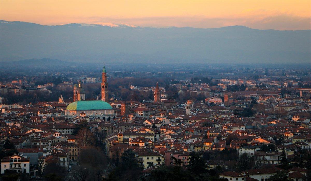 event-Vicenza: Salotto Rinascimentale accarezzato dalle Luci del Tramonto