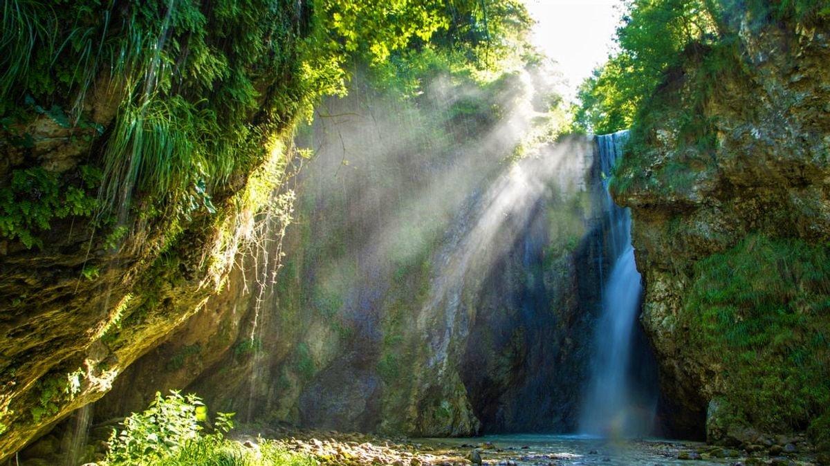 event-Una Dolce Escursione nella Valle del Rio Cavallo - MATTINA