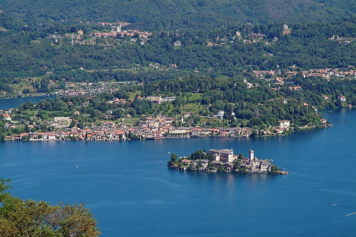 event-Tre Giorni in Libertà tra i Romantici Scenari del Lago d'Orta