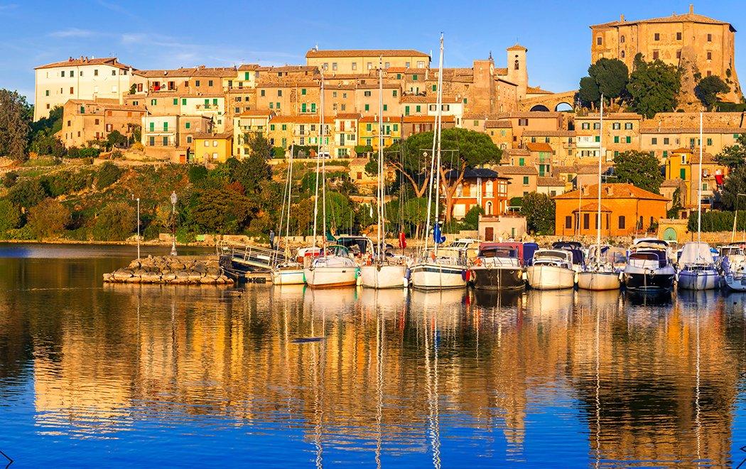 event-Tour Guidato dell'irresistibile Borgo di Bolsena e del suo Lago