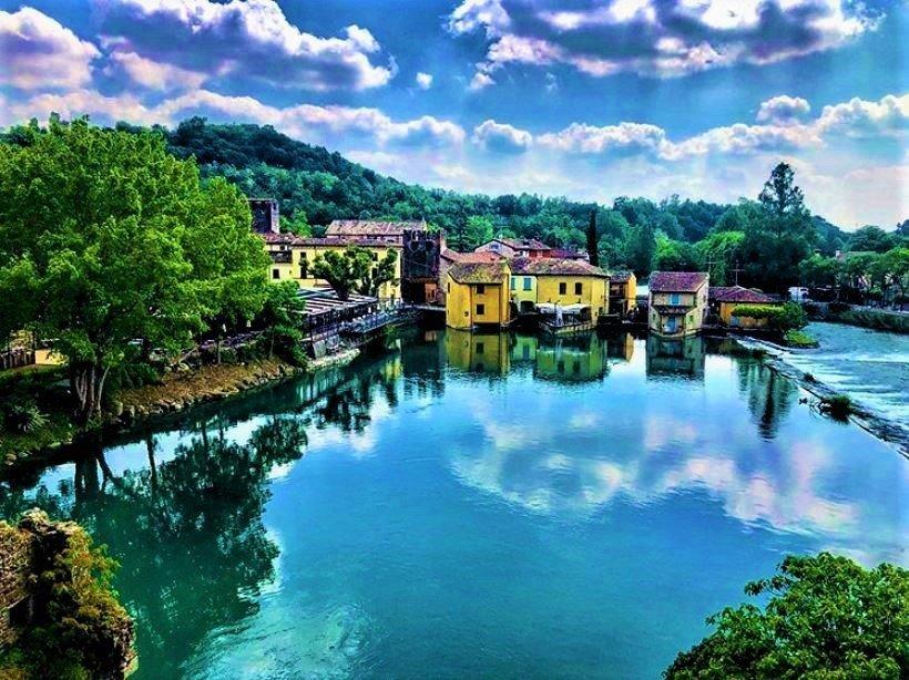 event-Borghetto sul Mincio, l'incantevole Villaggio Medievale dei Mulini - 2° Turno