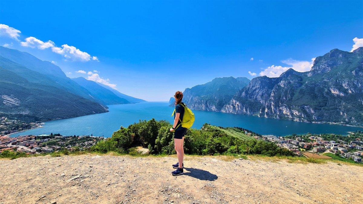 event-Yoga e Passeggiata Panoramica tra i Forti di Monte Brione