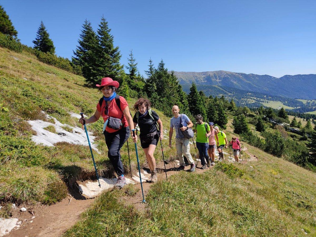 event-Trekking e Giro delle Malghe sull'Altopiano dei Sette Comuni