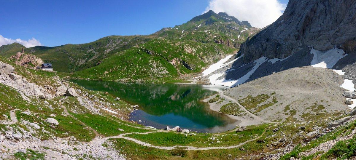 event-Escursione al Lago di Volaia avvolti dalle Alpi Carniche - POMERIGGIO