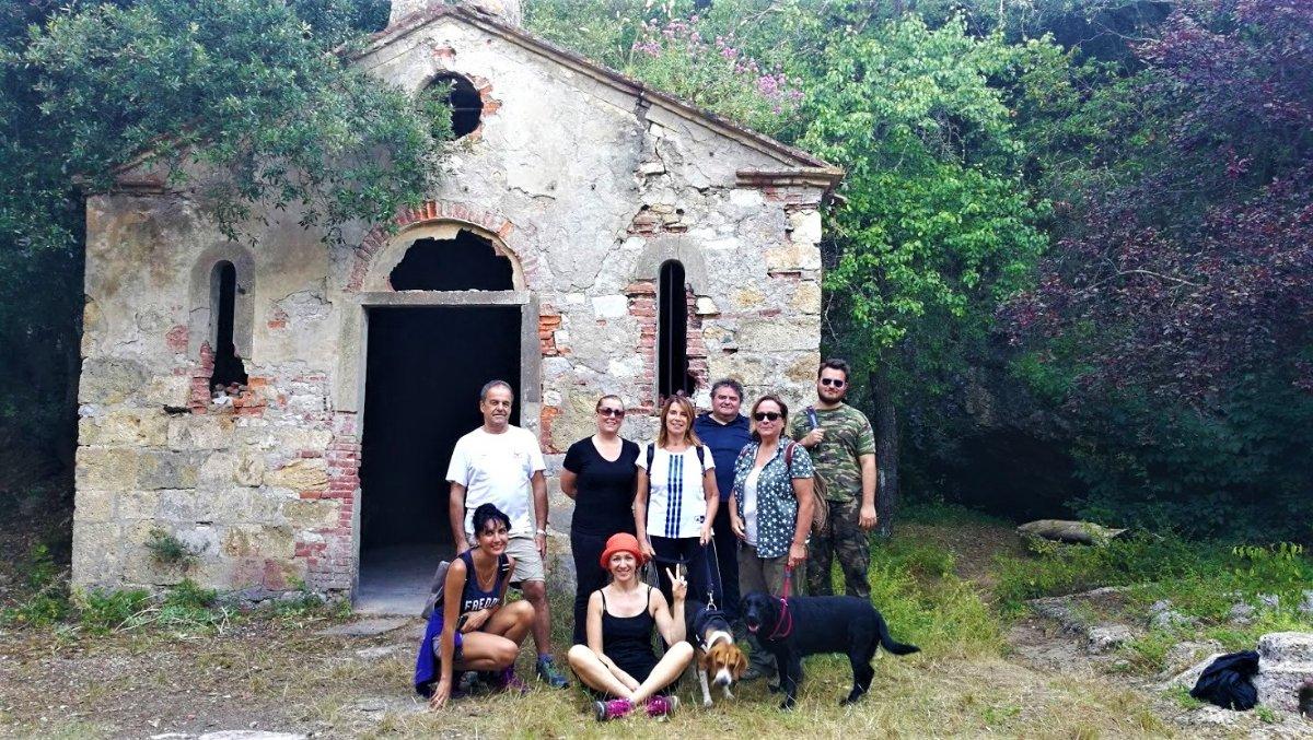 event-Trekking sui Monti Pisani fino all'Eremo della Spelonca