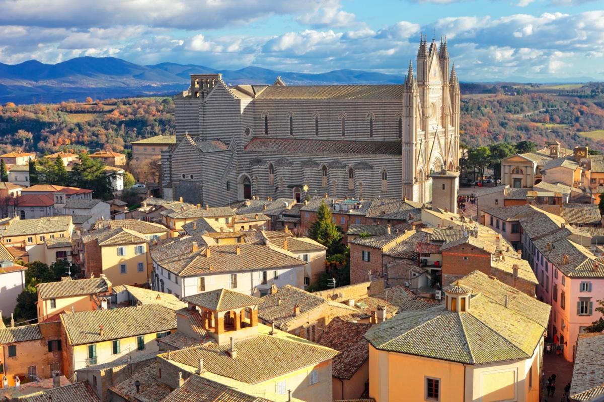 event-Visita Guidata dell'Antico Borgo di Orvieto, un Viaggio nel Tempo