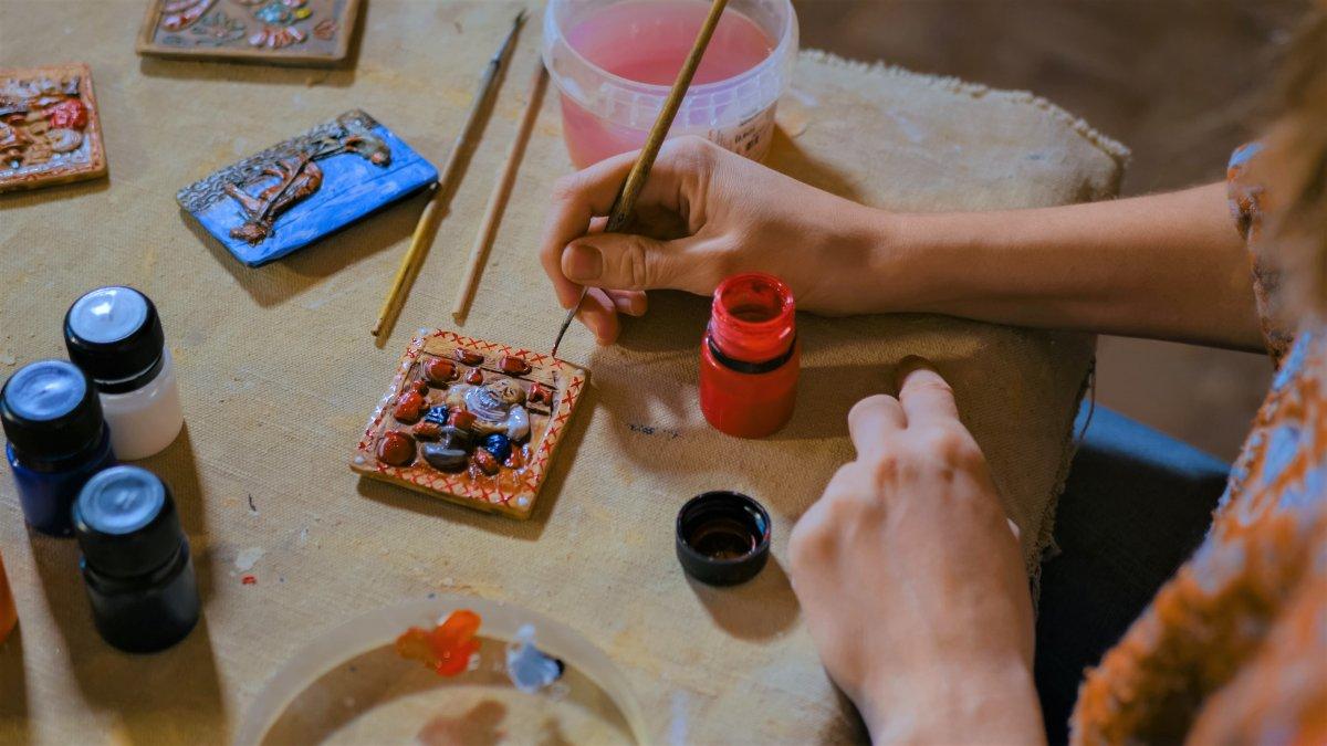 event-A Lezione dai Maestri Ceramisti: La Decorazione con Argille Colorate - 1° Turno