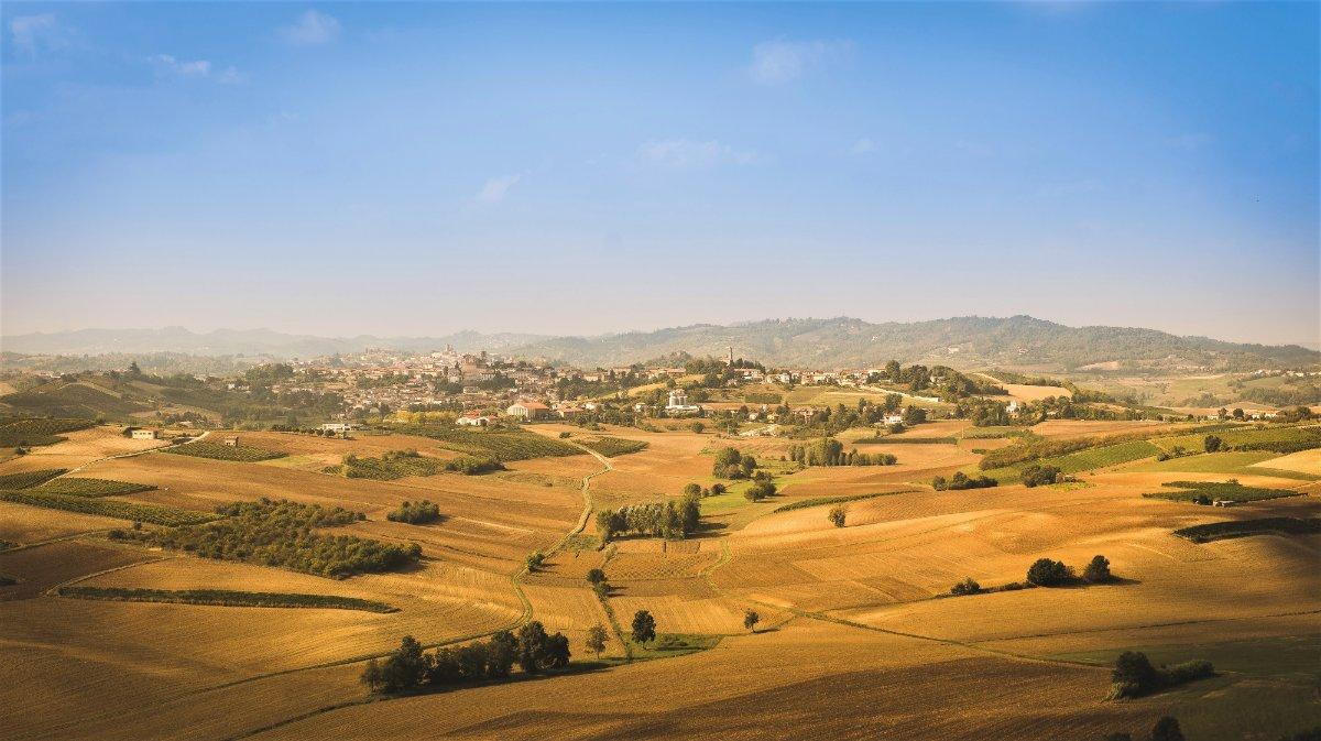 event-Big Bench Verde: Escursione con Vista sul Monferrato