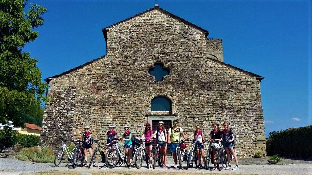 event-E-Bike Tour alla Scoperta del Medioevo in Lunigiana (E-Bike Inclusa)