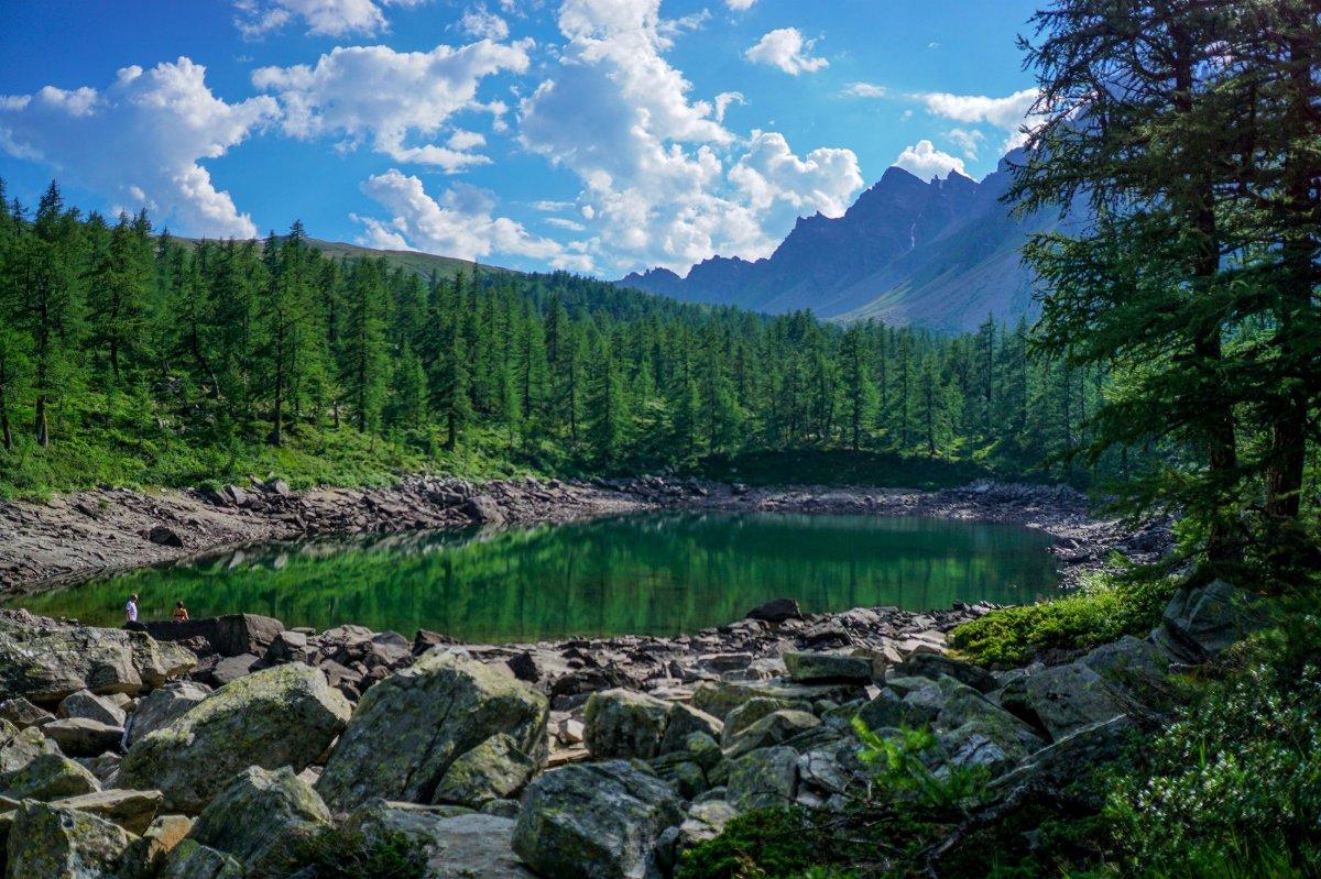 event-Un Paradiso Naturale: Camminata tra la Val Buscagna e il Lago Nero
