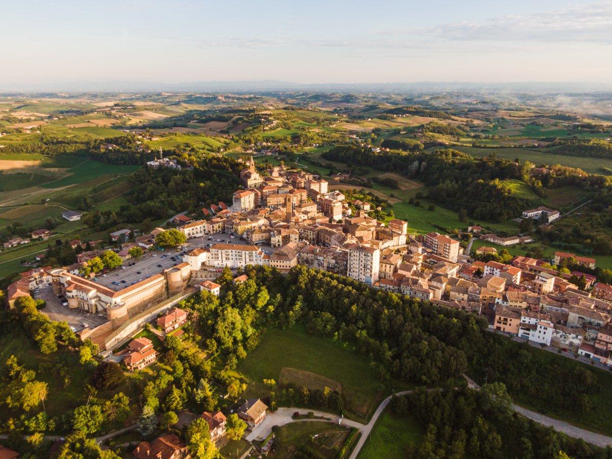 event-Da Moncalvo a Penango, due Borghi Dipinti nel Monferrato - POMERIGGIO