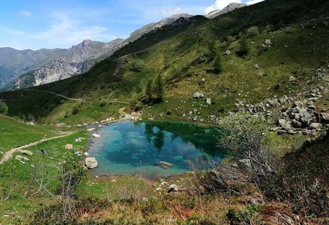event-Insoliti Percorsi tra Seggiovie e Natura: Il Lago di Terrasole