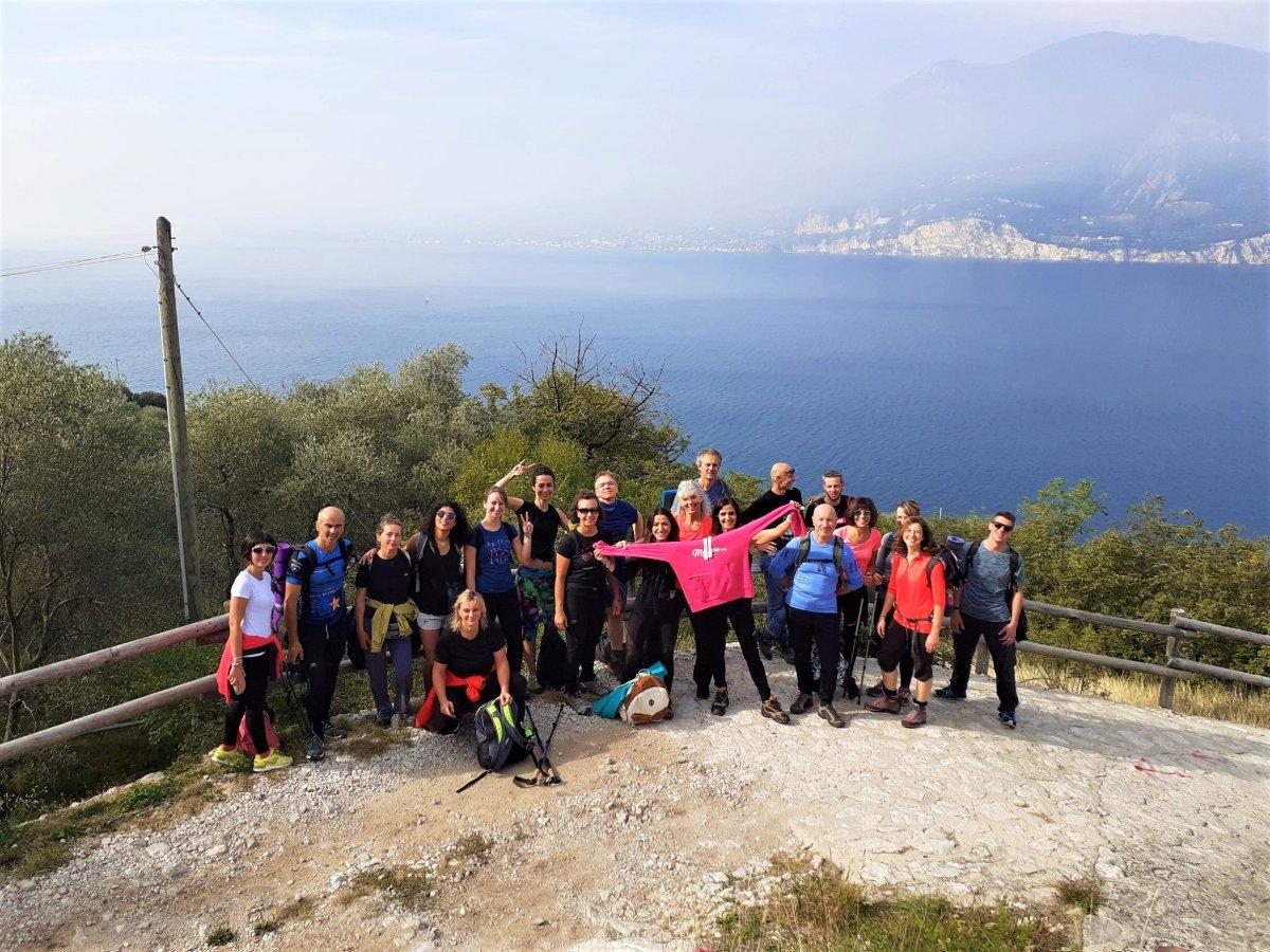 event-Yoga e Passeggiata Panoramica alle Pendici del Monte Baldo