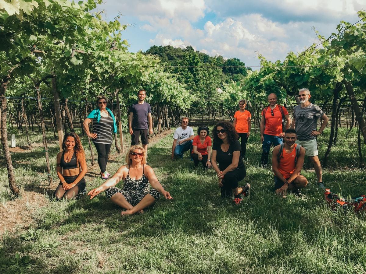 event-Yoga e Passeggiata Panoramica nelle Terre dell'Amarone
