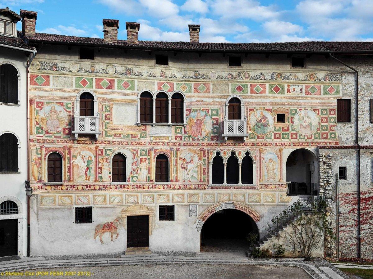 event-Dolce Tour a Spilimbergo: Borgo Medievale tra Panorami e Colori