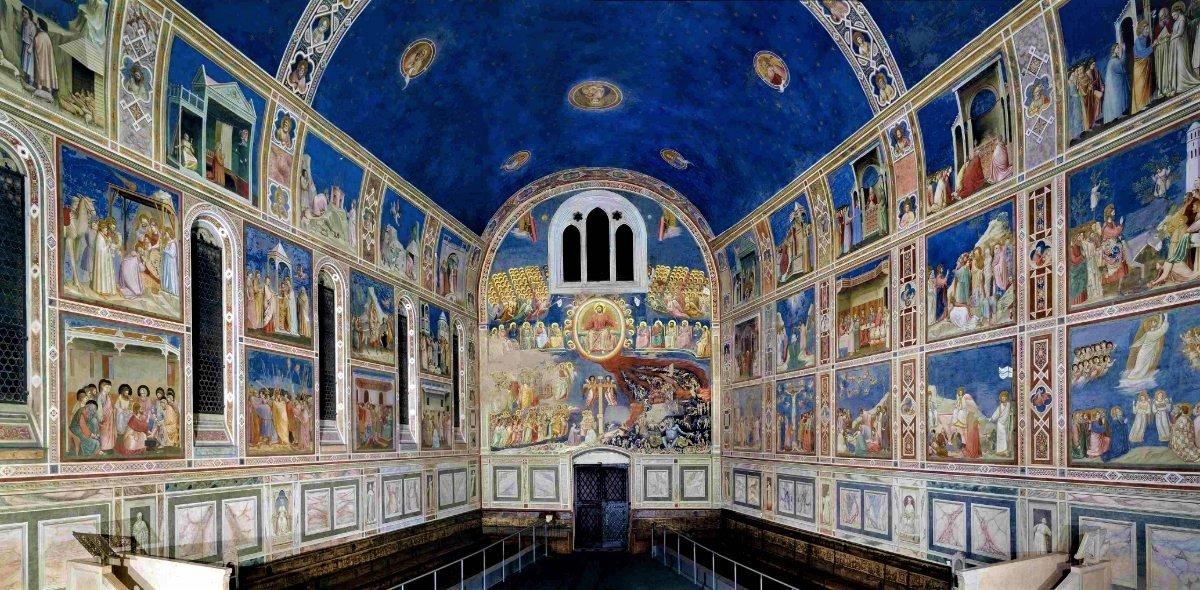 event-Un Tour d'Autore: Giotto e la Cappella degli Scrovegni