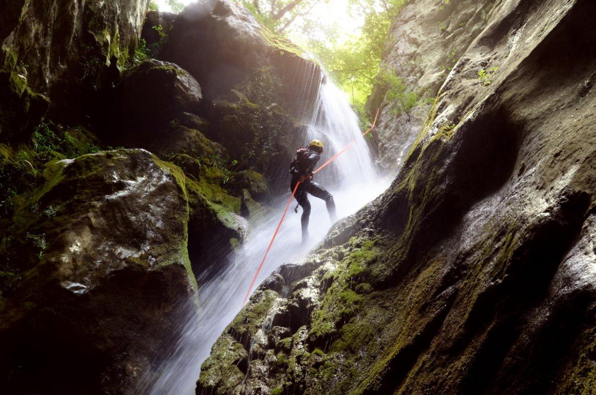 event-Un Emozionante Canyoning alle Pendici del Monte Rosa