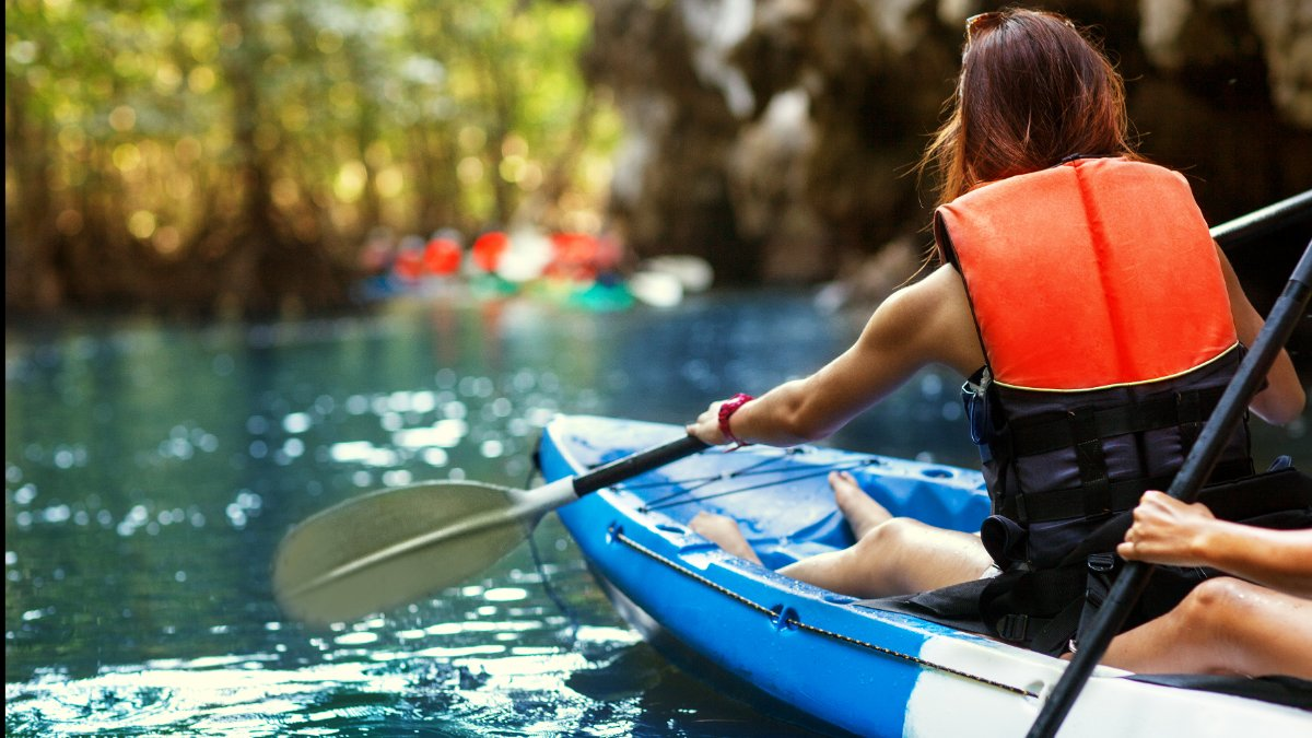 event-Un Inedito Tour in Canoa nel Golfo dei Poeti