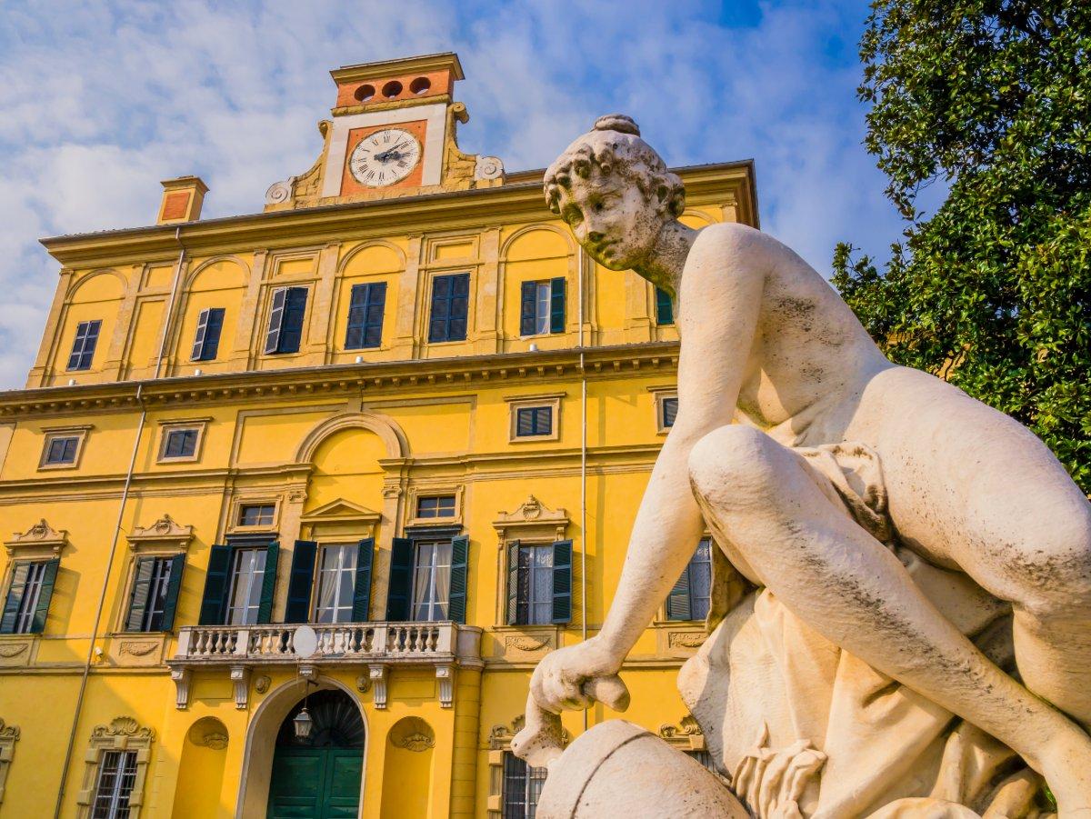 event-Una Passeggiata tra i Fasti Architettonici della Parma Ducale