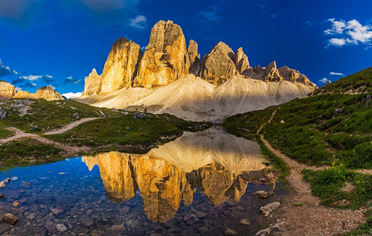 event-Un Fine Settimana nel Cuore delle Dolomiti: Dalle Tre Cime di Lavaredo alle Cinque Torri