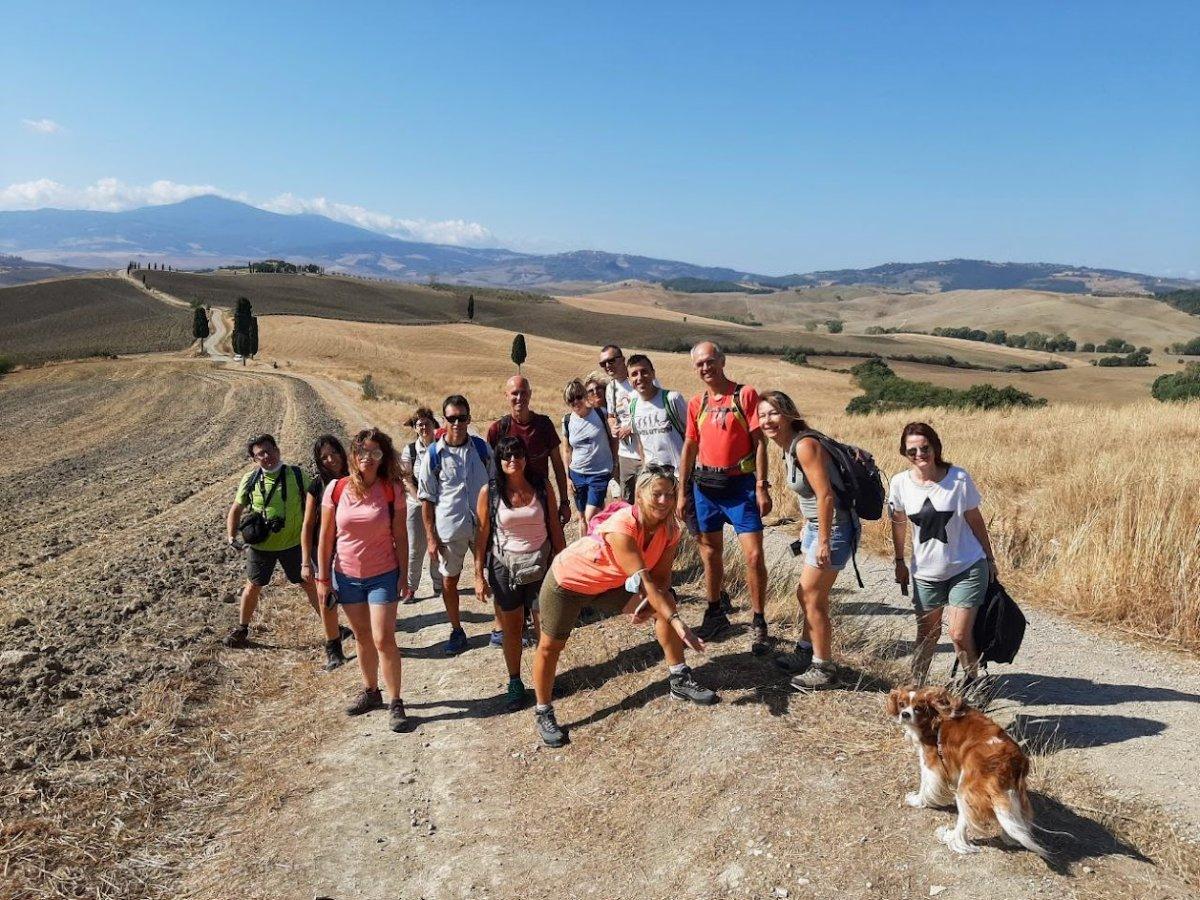 event-Quattro Giorni in Val d'Orcia
