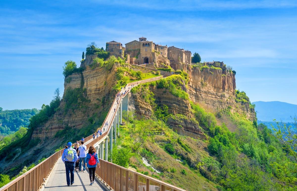 event-Visita Guidata di Civita di Bagnoregio, il Borgo di Tufo