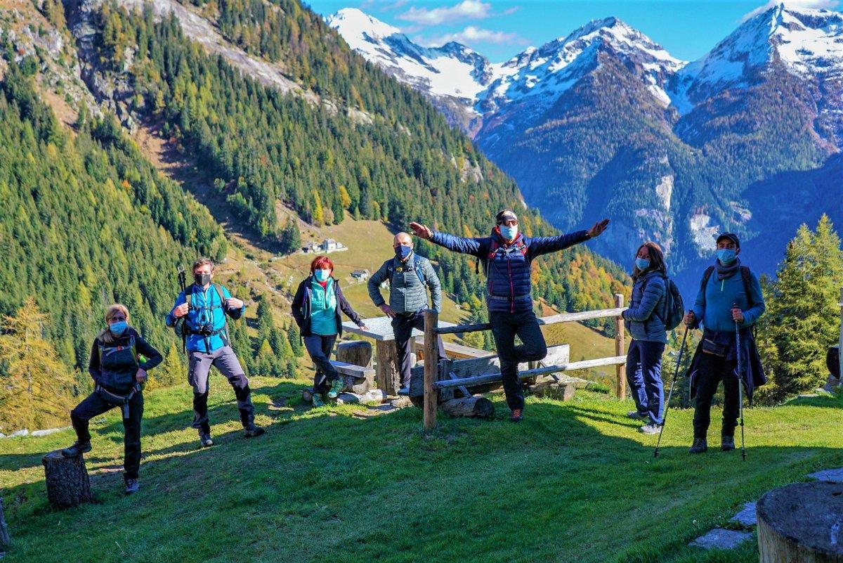 event-Trekking a Salecchio: Un Nido d'Aquila fra le Montagne Ossolane